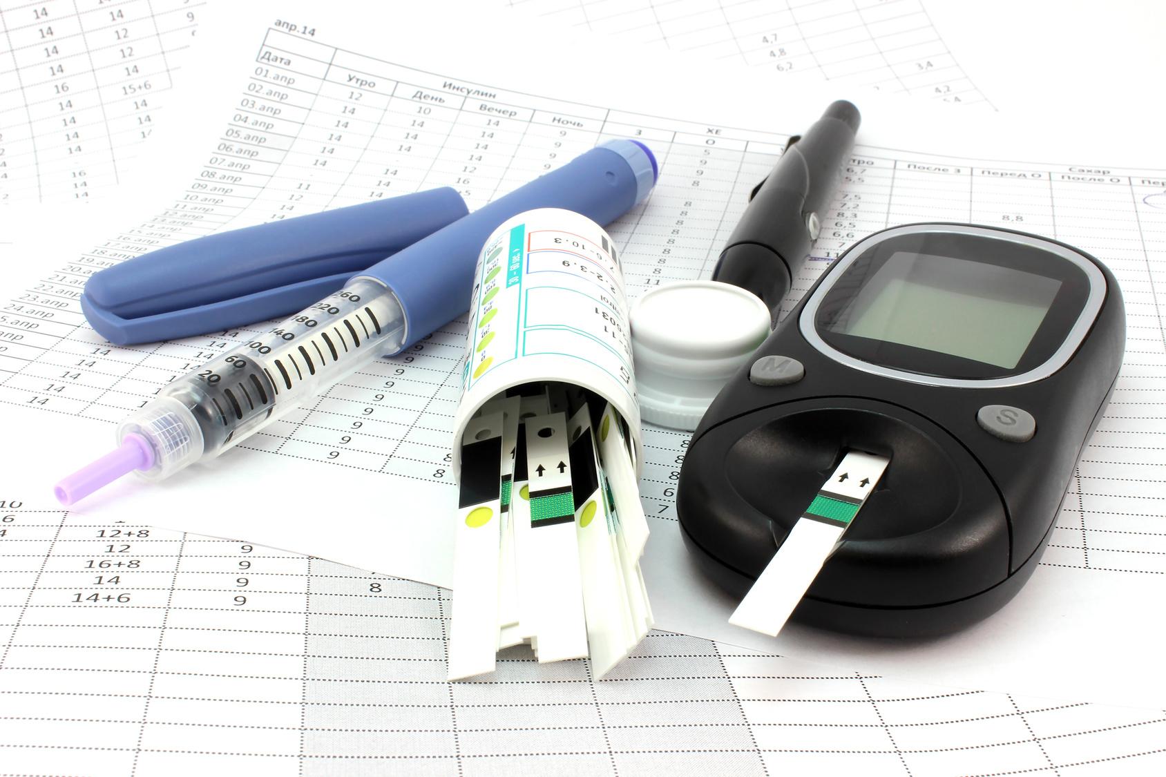 Diabetes monitoring tools
